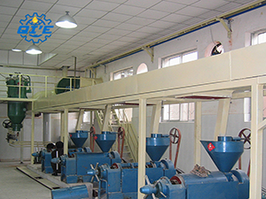 prominent edible oil press machinery, oil production planf & refining plant manufacturer