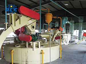 high efficient integrated automatic oil press machines with filters