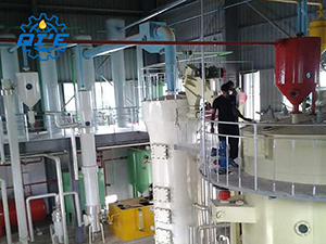 best cottonseed oil mill machinery with cheap price and full services