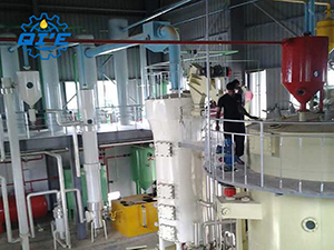 large hydraulic oil press machine - quality flaxseed oil extractor machine