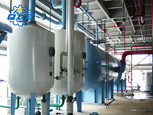 oil mill machinery | vegetable oil refining| oil extraction machinery - steps of cottonseed oil processing process | oilmillmachinery.net