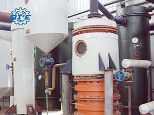 mini soybean oil processing unit for sale