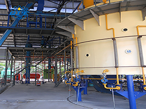 sunflower seed oil refinery/rice bran oil making machine