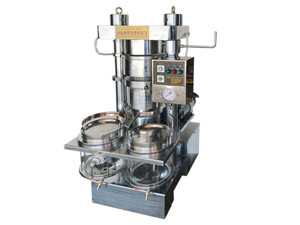 oil expeller - oil screw press and oil seed screw press