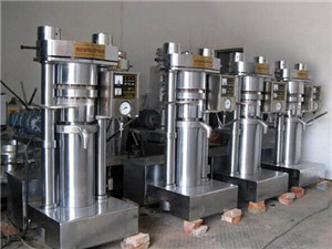 sunflower oil press machine at best price in india
