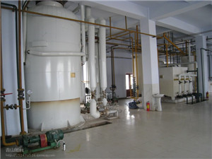 cottonseed oil extraction process, cottonseed oil extraction process