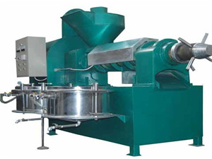 rapeseed oil press machine manufacturers & suppliers - page 2