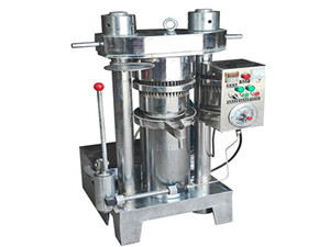 oil extraction machine - multifunctional cottonseed oil cake pressing machinery for cottonseed oil plant