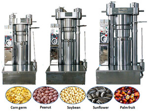 sunflower oil press for making sunflower seed oil in large oil mill plant