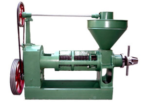 screw oil hot and cold press machine -qi'e grain and oil machinery co., ltd