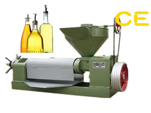 screw oil hot and cold press machine | sunflower oil press machine