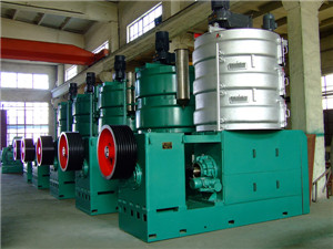 cottonseed oil press cotton seeds oil extraction machine